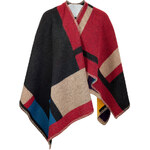 Burberry Shoes & Accessories Wool-Cashmere Poncho
