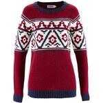 Pletený pulovr s norským vzorem bonprix