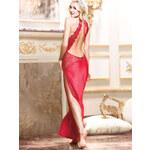 Victoria's Secret Satin & Lace Gown