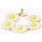 FOREVER21 Darling Daisy Ceramic Bracelet