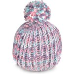 Marks and Spencer Multi Space-Dye Design Knitted Bobble Hat