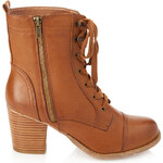 FOREVER21 Lace-Up Combat Boots