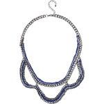 Promod Bold strass necklace