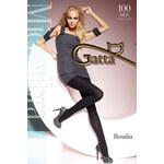 Dámské punčochové kalhoty Gatta Rosalia 100, černá