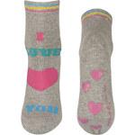 Ponožky Soxo 4598 , šedá, univerzální