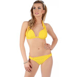 Plavky dvoudílné Madora Dona, žlutá