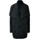 DKNY Mohair-Wool Blend Cardigan