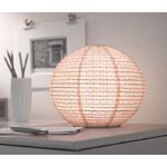 Tchibo Papírová stolní lampa
