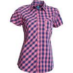 Dámská košile Vivid Shirt Magenta - dle obrázku - 36 Woox