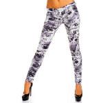 Jeans s potiskem hs-ri26 - dle obrázku - 34(XS) Fresh Made