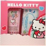 Hello Kitty Hello Kitty Fruit Melodies Koupelový Set Broskev a Mandarinka - sada