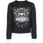 KENZO Tiger Roaring Black White