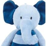 Marks and Spencer Stripy Elephant Soft Toy