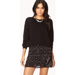 Forever 21 Luxe Beaded Skirt