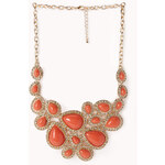 Forever 21 Glam Bib Necklace