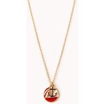 Forever 21 Seaside Charm Necklace