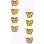 Forever 21 Dreamy Butterfly Stud Set