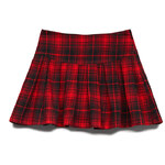 FOREVER21 girls Tartan Plaid Skirt (Kids)