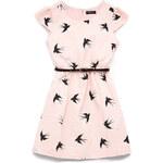 FOREVER21 girls Darling Dove Dress w/ Belt (Kids)