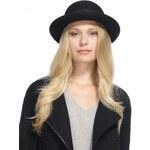 Marks and Spencer Bowler-Hut aus reiner Wolle mit Schleife