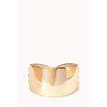 Forever 21 Double Hinge Cuff
