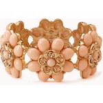 Forever 21 Heirloom Floral Bracelet