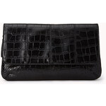 Forever 21 Iconic Faux Crocodile Clutch