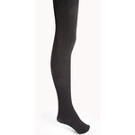 Forever 21 Cable Knit Tights