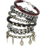 Topshop Assorted Grunge Bracelet Pack