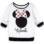 Forever 21 Glittered Minnie Top
