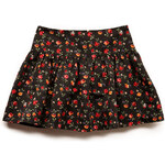 Forever 21 Garden Party A-Line Skirt
