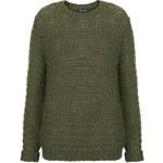 Topshop Links Knitted Jumper