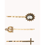Forever 21 Regal Hair Pin Set