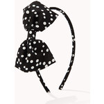 Forever 21 Polka Dot Bow Headband
