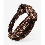 Forever 21 Leopard Print Headwrap