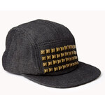 Forever 21 Studded Out 5-Panel Cap