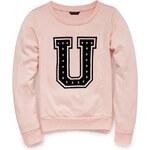 Forever 21 Pretty Tough Varsity Sweatshirt (Kids)