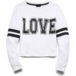 Forever 21 Fancy Love Sweatshirt (Kids)