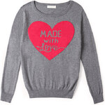 Forever 21 Made With Love Sweater