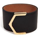 Fendi Leather 2Jours Bracelet