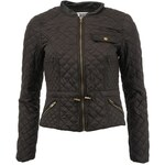 Černá bunda Vero Moda Dalia