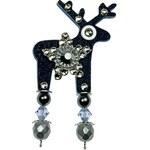 Menší brož Deers Hvězdička