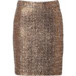 Steffen Schraut Metallic Boucle Skirt