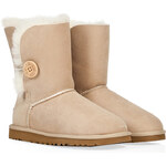UGG Australia Suede Bailey Button Boots