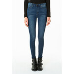 Tally Weijl Blue High Waist Super Skinny Jeans