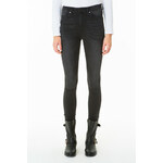 Tally Weijl Black High Waist Super Skinny Jeans
