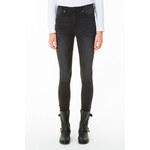 Tally Weijl Black High Waist Super Skinny Jeans