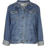 Topshop MOTO Vintage Oversize Jacket