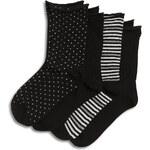 Lindex Čtyřbalení ponožek