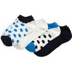 Lindex 4-balení kotníkových ponožek